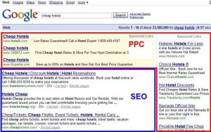 Paid Search vs. Organic Search