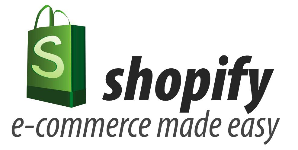 image gallery shopify logo