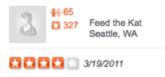 Yelp Reviews; Improve Yelp Reviews-Good Review