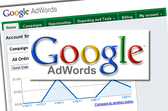 google adwords campaign issues
