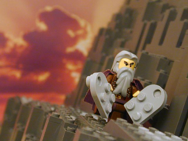 The 10 Commandments of SEO- Moses