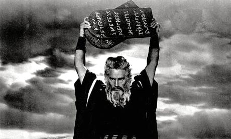 The 10 Commandments of SEO- Moses