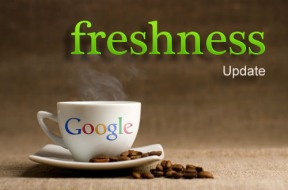 Winning with Google's Freshness Factor