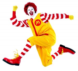 mcdonalds branding strategy