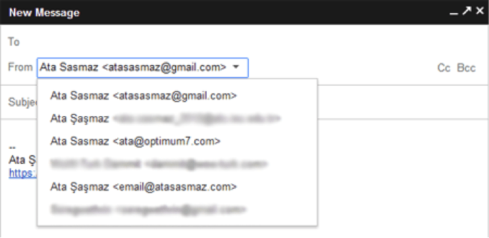 the right way to format your e-mails