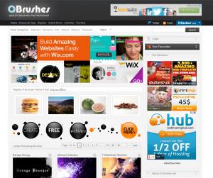 QBrushes Screenshot
