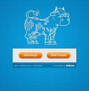 Sprite Cow Screenshot