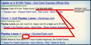 extensions for google adwords