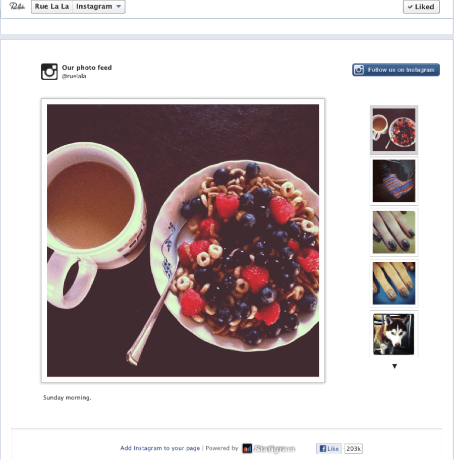 how to integrate photography in your Facebook strategy