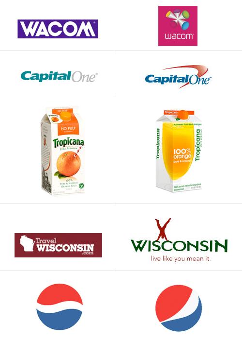 Unsuccessful Rebrands