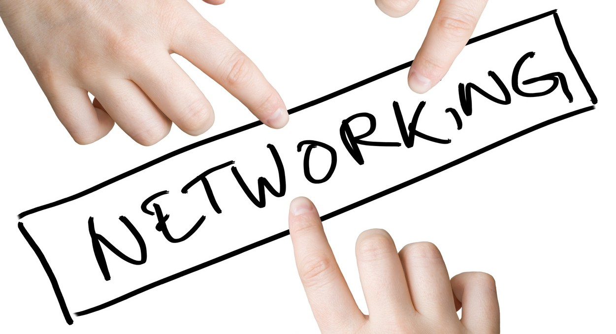 the best way to network in your industry