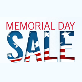 memorial day online sales and coupons you won 39 t believe. Black Bedroom Furniture Sets. Home Design Ideas