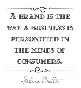 A Brand is...