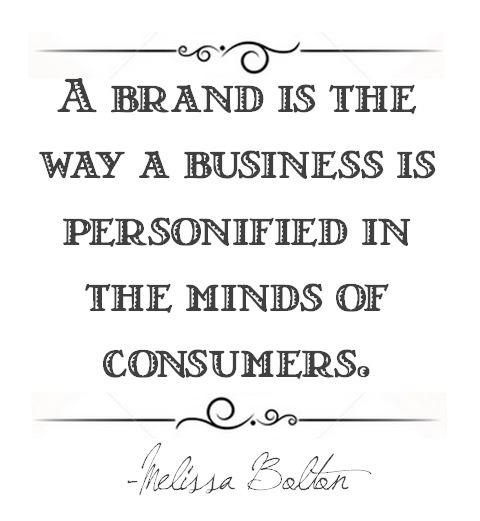 A Brand is…