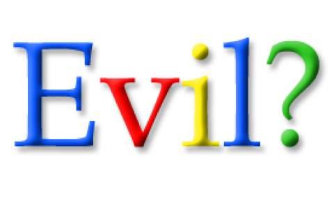 evil-google
