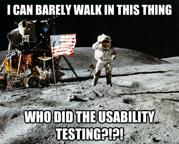 Usability Testing Meme
