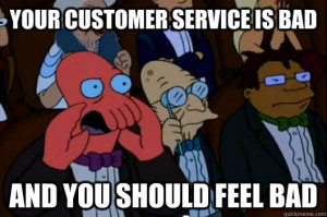To All Small Firms: Why Your Customer Service Should Be Better Than Comcast's