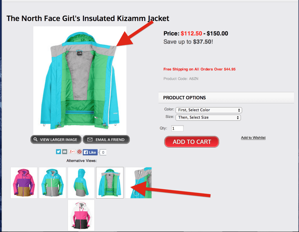 Advanced Image Restructuring & Uploading for an E-Commerce Website