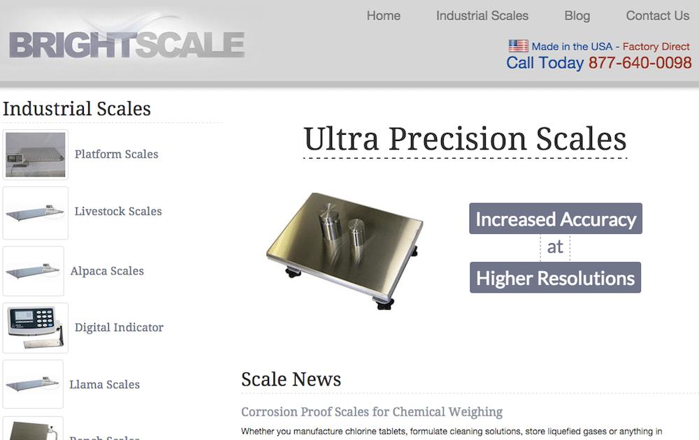 Bright Scale