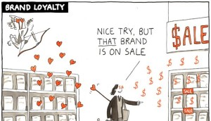 Love and Marriage, Go Together Like — Brands and Customers