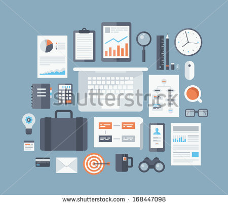 stock-vector-modern-design-flat-icon-vector-collection-concept-in-stylish-colors-of-business-workflow-items-and-168447098