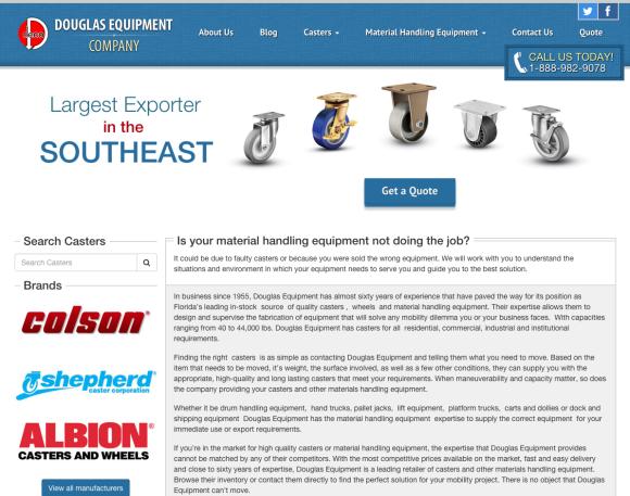 DouglasEquipment.com