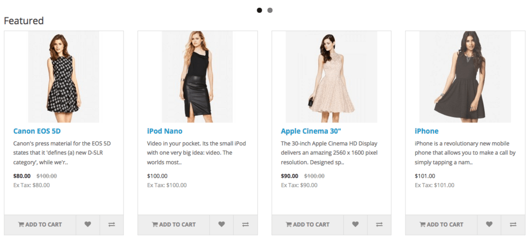Category Page Product Randomizer