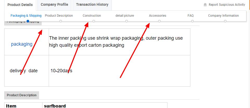 Sticky Product Info Bar