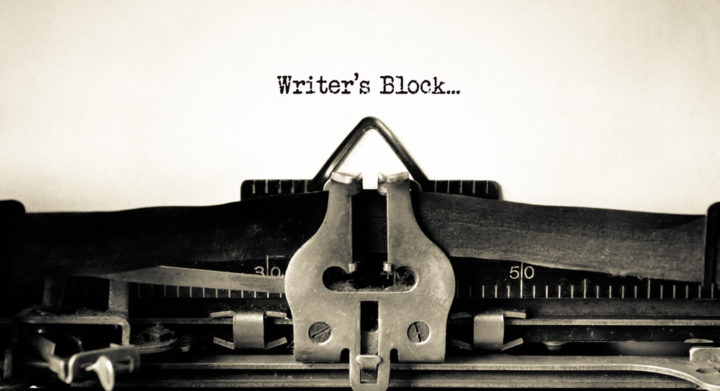 5 Easy Tips to Get Rid of Writer's Block