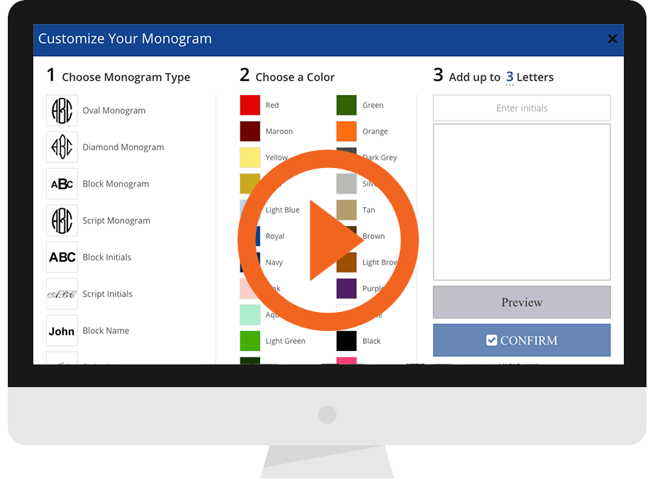 monogram-integration-play