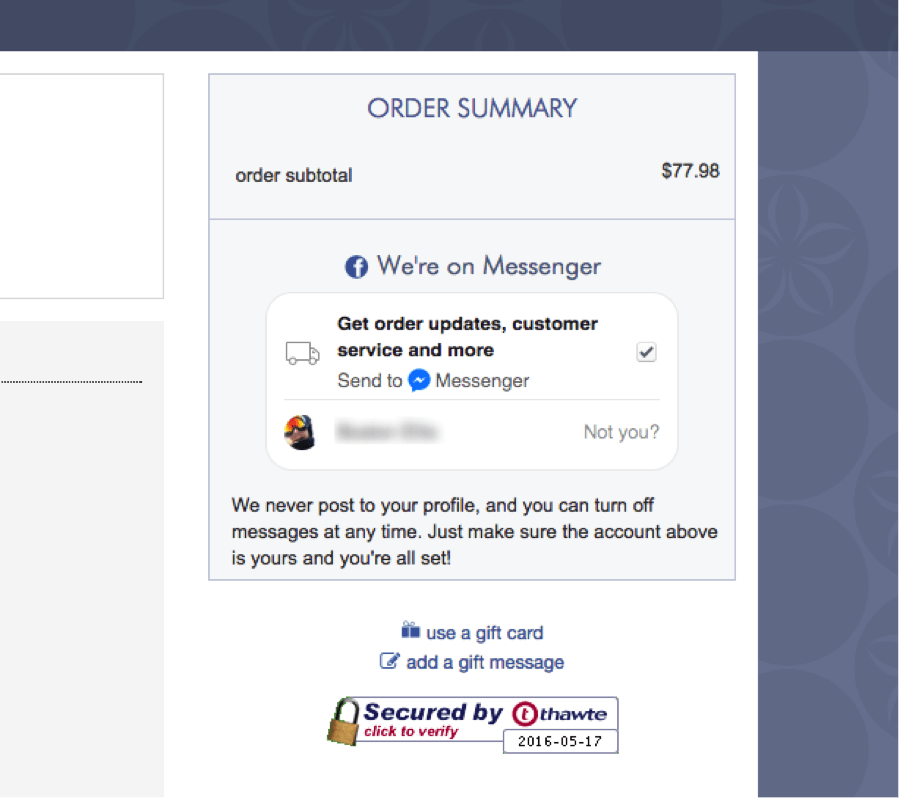 order-updates-fb-messenger