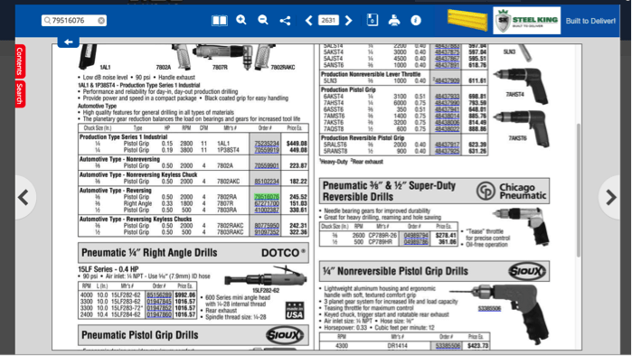 interactive-catalogue-functionality