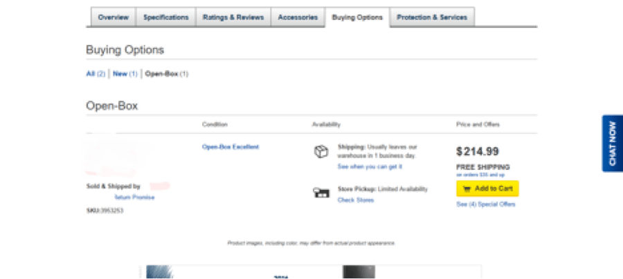 new-used-refurb-buy-option