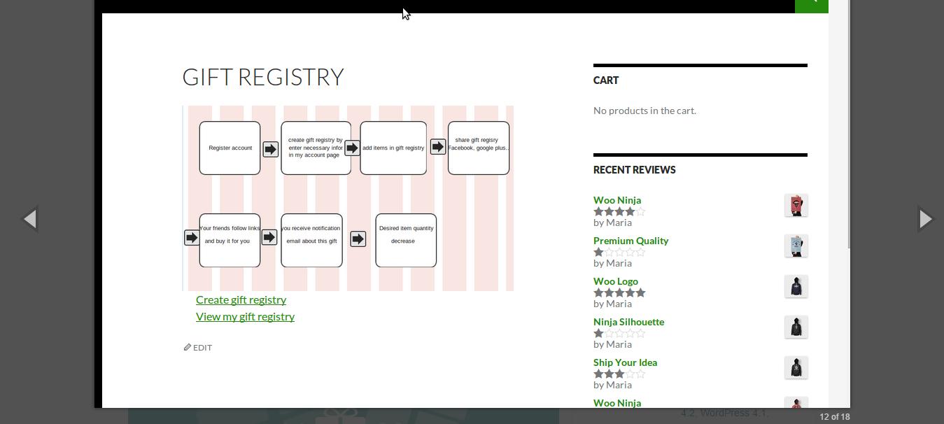 Gift-Registry