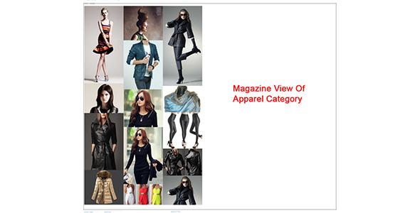 Magazine-View