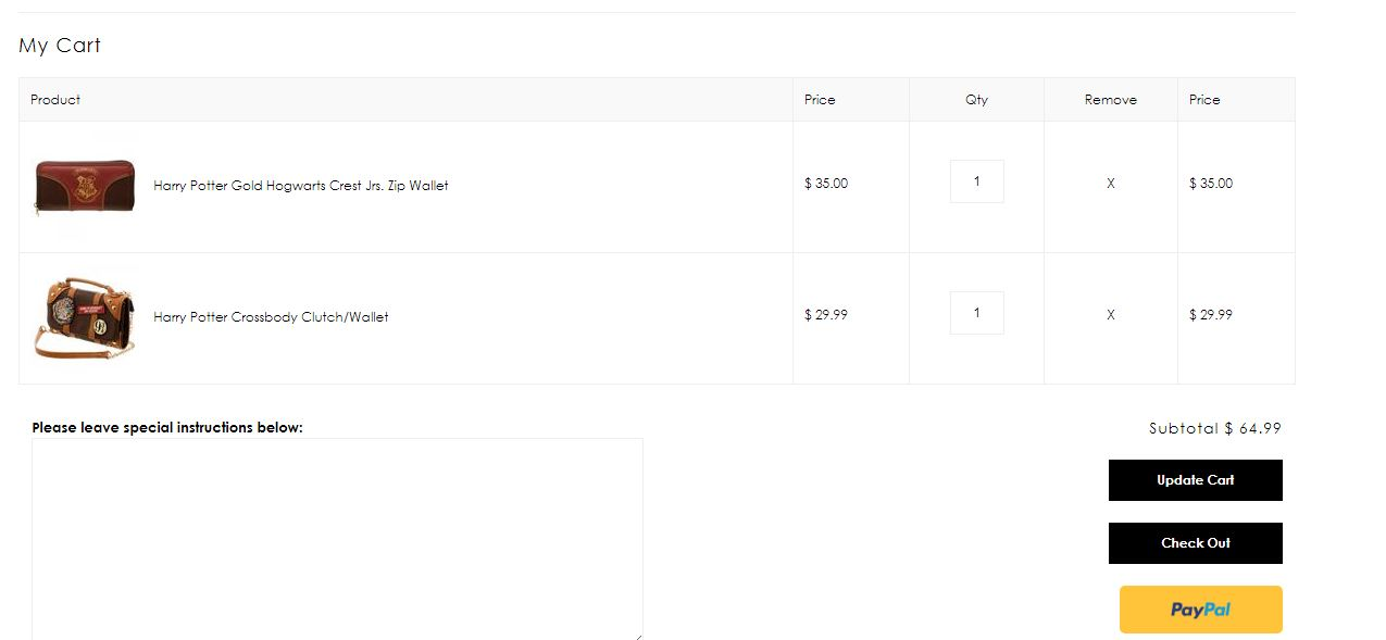 Add Related Items To Cart Functionality
