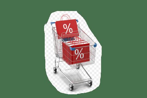 Online Shopping Cart Discount