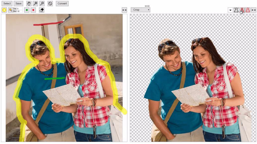 htmljavscript-image-background-subtractor