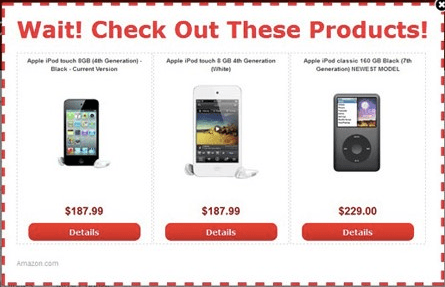 The Recommended Products Pop-Up Functionality: Upsell at Checkout
