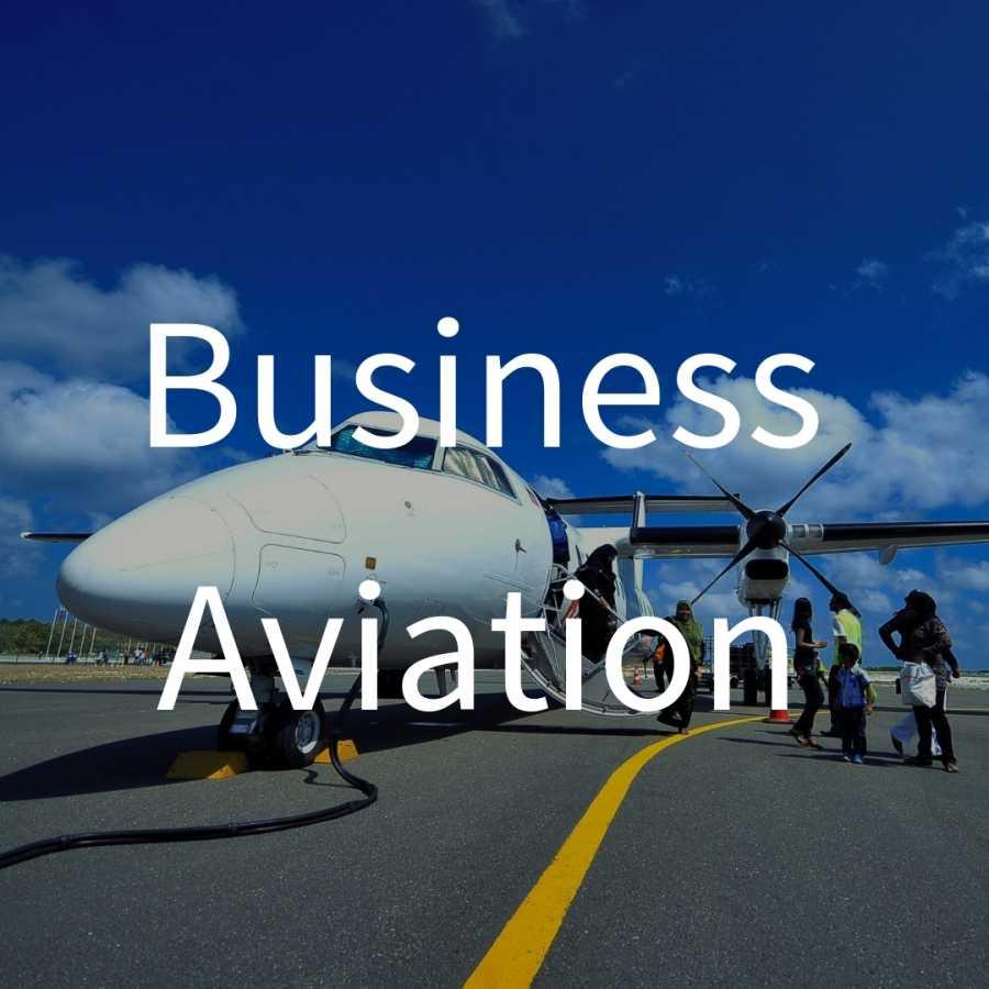 Business Aviation Digital Marketing