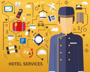 define keywords for hospitality ppc