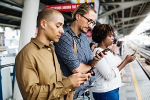 Mobile Web Surfing Is Now The Biggest Wave