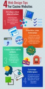 Web Design Tips For Casino Websites