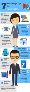 7 Must Know Web Design Tips for Lawyers
