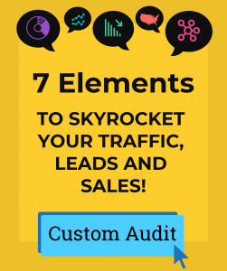 7 elements to skyrocket traffic, leads, and sales