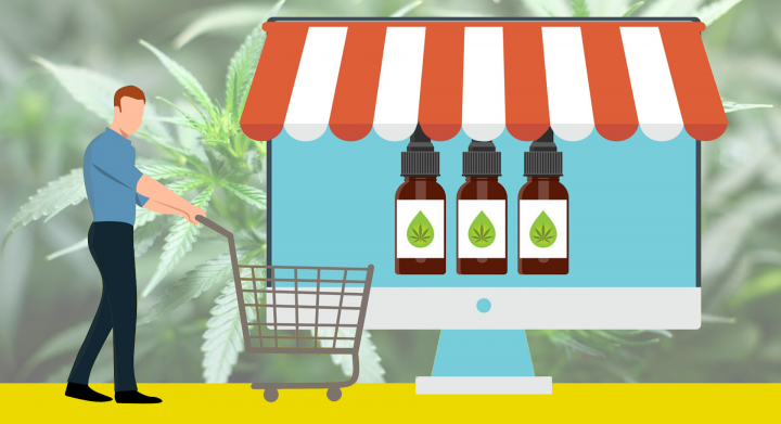how to market a cbd product
