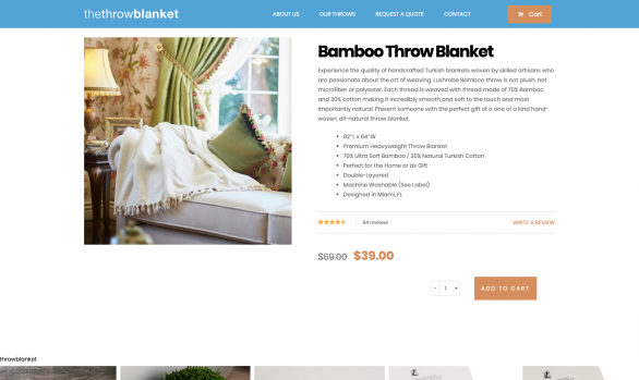 thethrowblanket.com