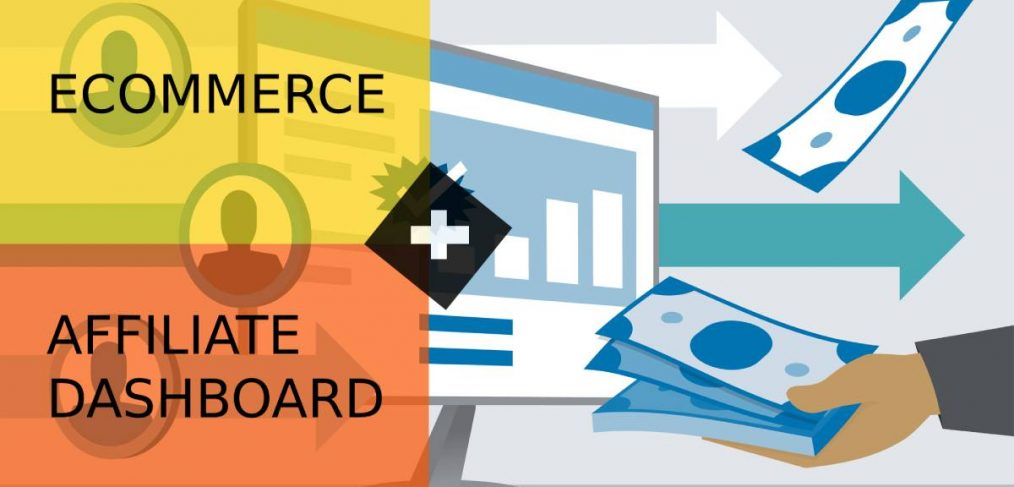 eCommerce Affiliate Dashboard