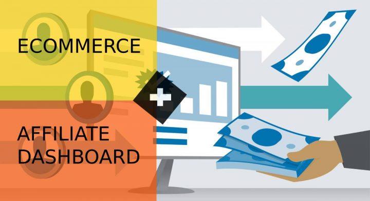 eCommerce Affiliate Dashboard