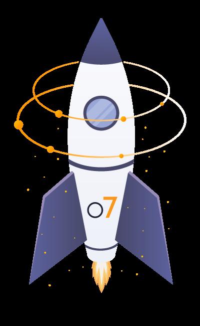 o7 rocket ship